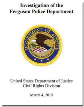 US DOJ Report on Ferguson Police Department