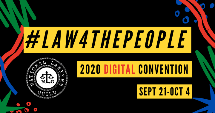 #Law4thePeople Convention Banner