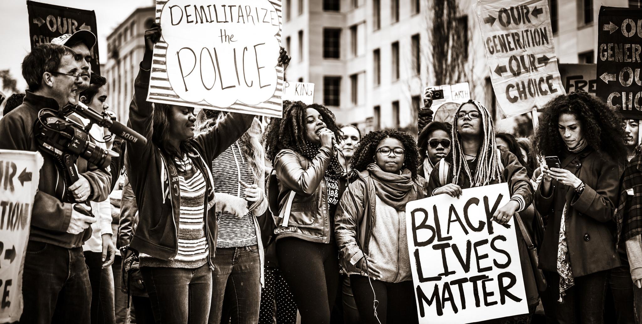 Black Lives Matter | National Lawyers Guild