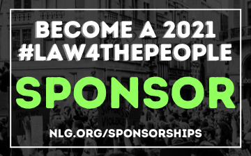 Become a 2021 #Law4thePeople Sponsor!